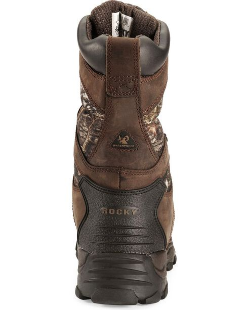 """Rocky 10"""" Sport Utility Max Insulated Waterproof Boots, Camouflage, hi-res"""