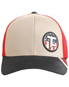 Tuf Cooper Men's Corner Flag Logo Cap, Multi, hi-res