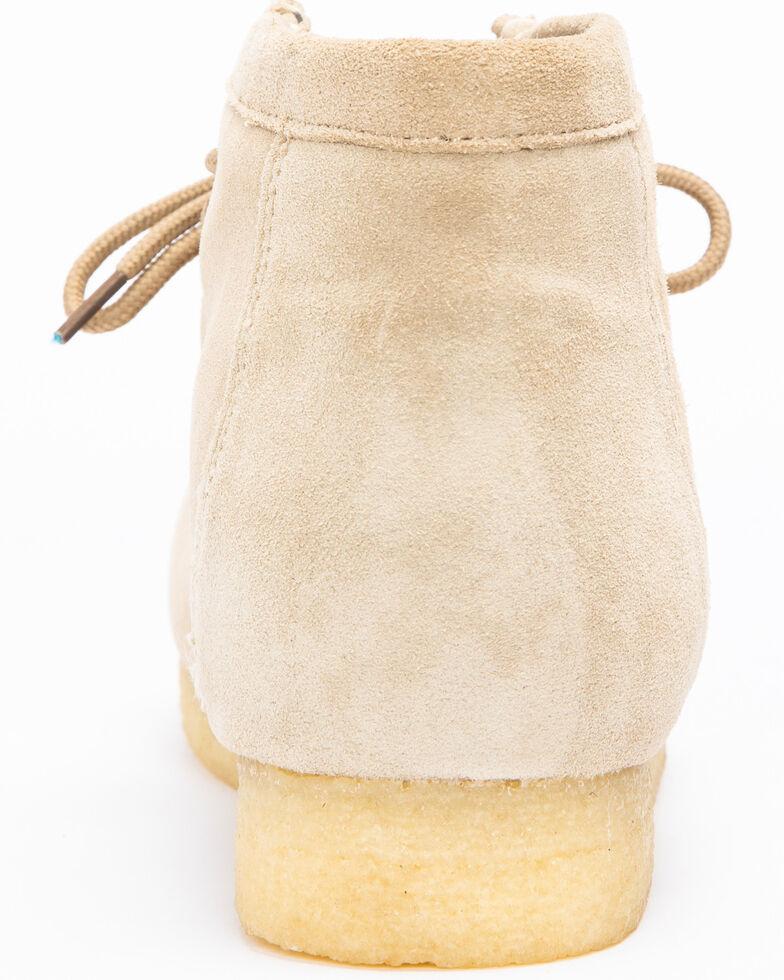Roper Men's Sand Suede Gum Sole Chukkas, Sand, hi-res