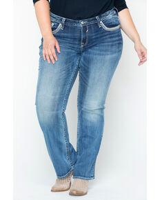 63c4c150dce Vigoss Women s Bling Seguin Dublin Boot Jeans - Plus
