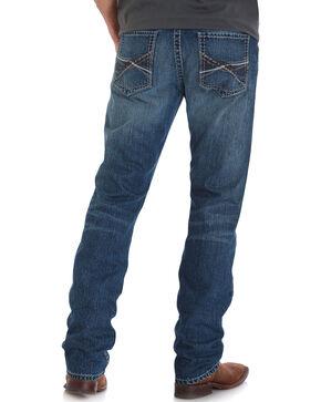 Wrangler Rock 47 Men's Mandolin Slim Fit Jeans - Straight Leg, Indigo, hi-res
