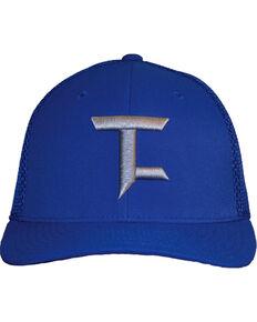 Tuf Cooper Men's Tech Fabric Ball Cap, Blue, hi-res