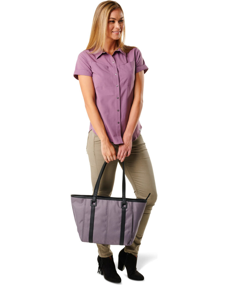 5.11 Tactical Women's Lucy Tote Twill, Steel, hi-res