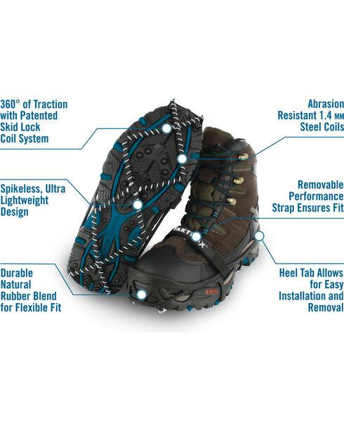 Yaktrax Black Pro Traction System , Black, hi-res