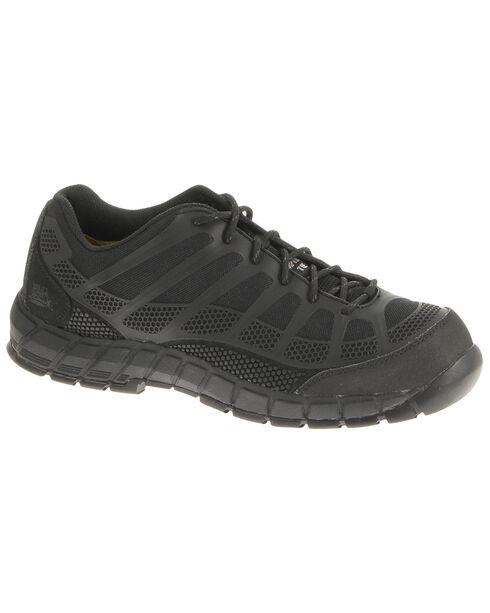 Caterpillar Streamline Work Shoes - Composite Toe, Black, hi-res