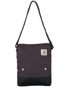 Carhartt Women's Crossbody Tablet Bag, Wine, hi-res