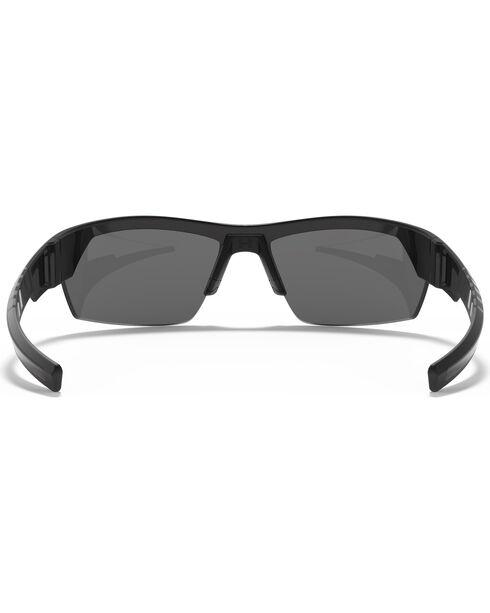 Under Armour Black Igniter 2.0 Sunglasses , Black, hi-res
