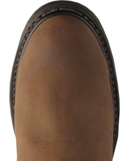 Ariat H2O WorkHog Work Boots - Composite Toe, Distressed, hi-res