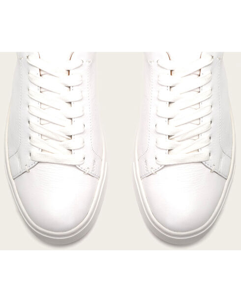 Frye Women's White Ivy Low Lace Sneakers , White, hi-res