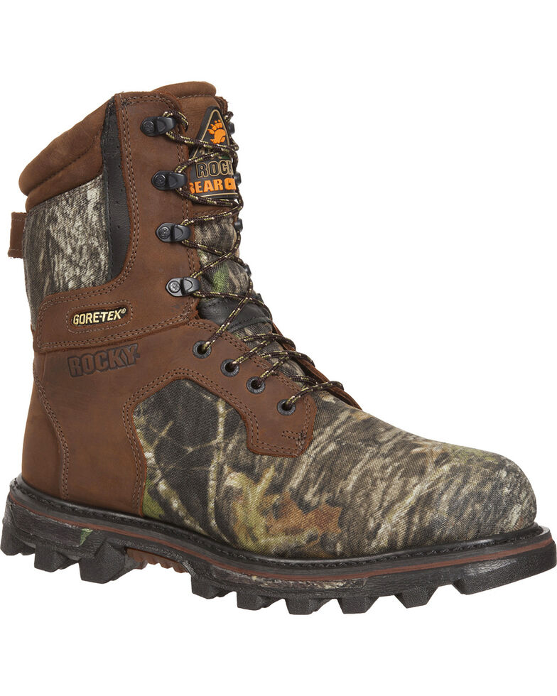 95d257629709 Rocky Men s BearClaw 3d Gore-Tex Waterproof Insulated Hunting Boots ...