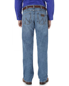 Wrangler 20X Payson Straight Leg Jeans - Slim Fit - Big and Tall, Denim, hi-res