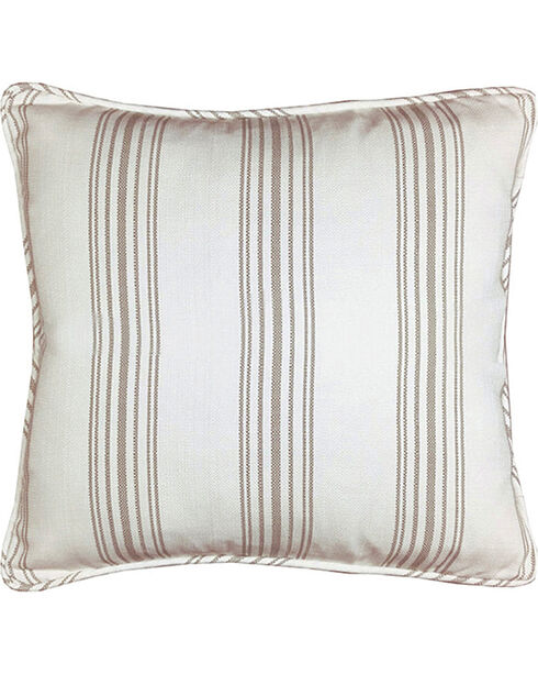 HiEnd Accent Multi Gramercy Striped Euro Sham, Multi, hi-res