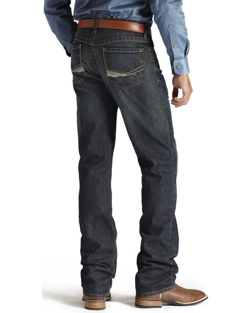 Ariat Denim Jeans - M2 Dusty Road Relaxed Fit - Big and Tall, Denim, hi-res