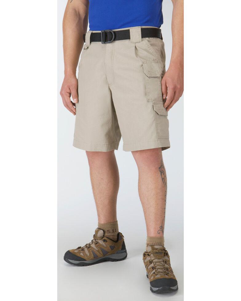 5.11 Tactical Cotton Shorts, Khaki, hi-res