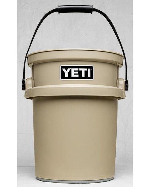 Yeti Tan Loadout Bucket , Tan, hi-res