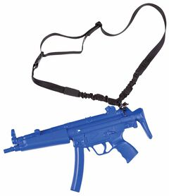 5.11 Tactical VTAC Sling - Single Point with Bungee, Black, hi-res