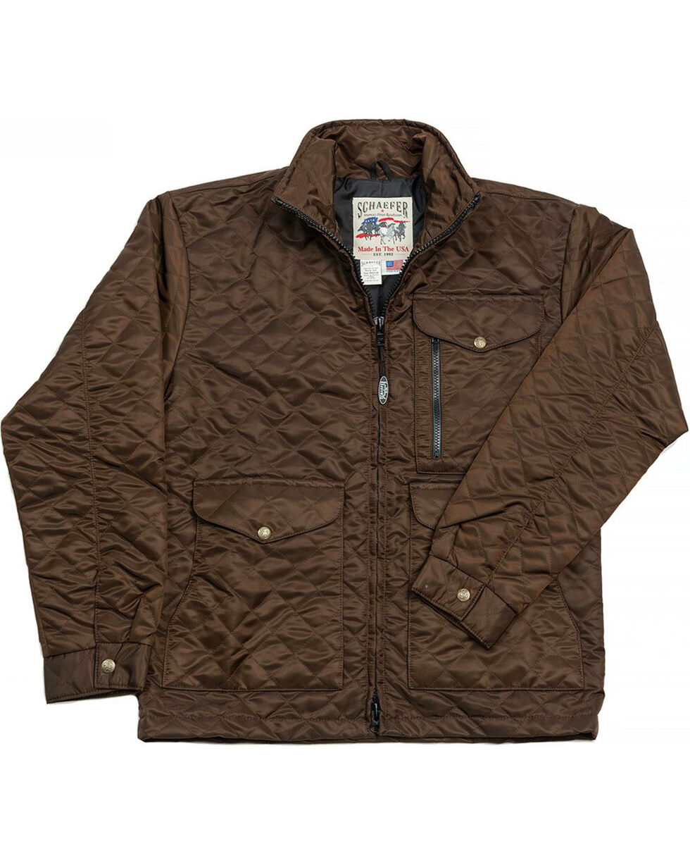 Schaefer Outfitter Men's Chocolate Canyon Cruiser - 2XL, Chocolate, hi-res
