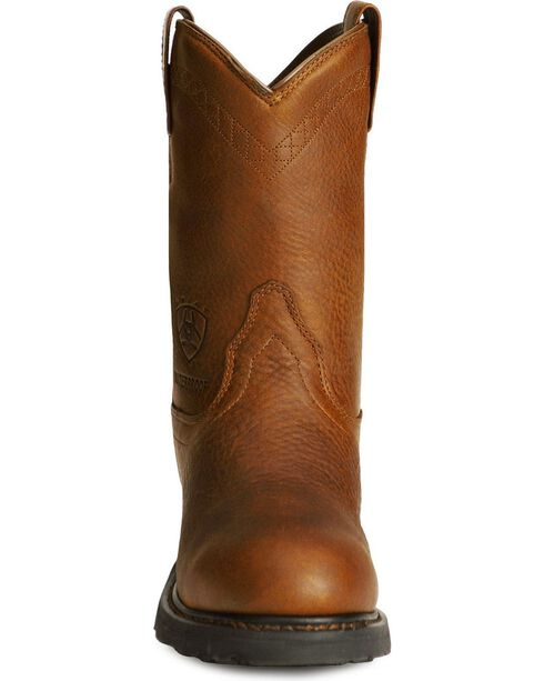 Ariat Sierra H2O Waterproof Work Boots, Sunshine, hi-res