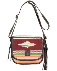 STS Ranchwear Women's Buffalo Girl Selah Saddlebag , Multi, hi-res