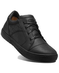 Keen Men's PTC Destin Work Sneakers - Soft Toe, Black, hi-res