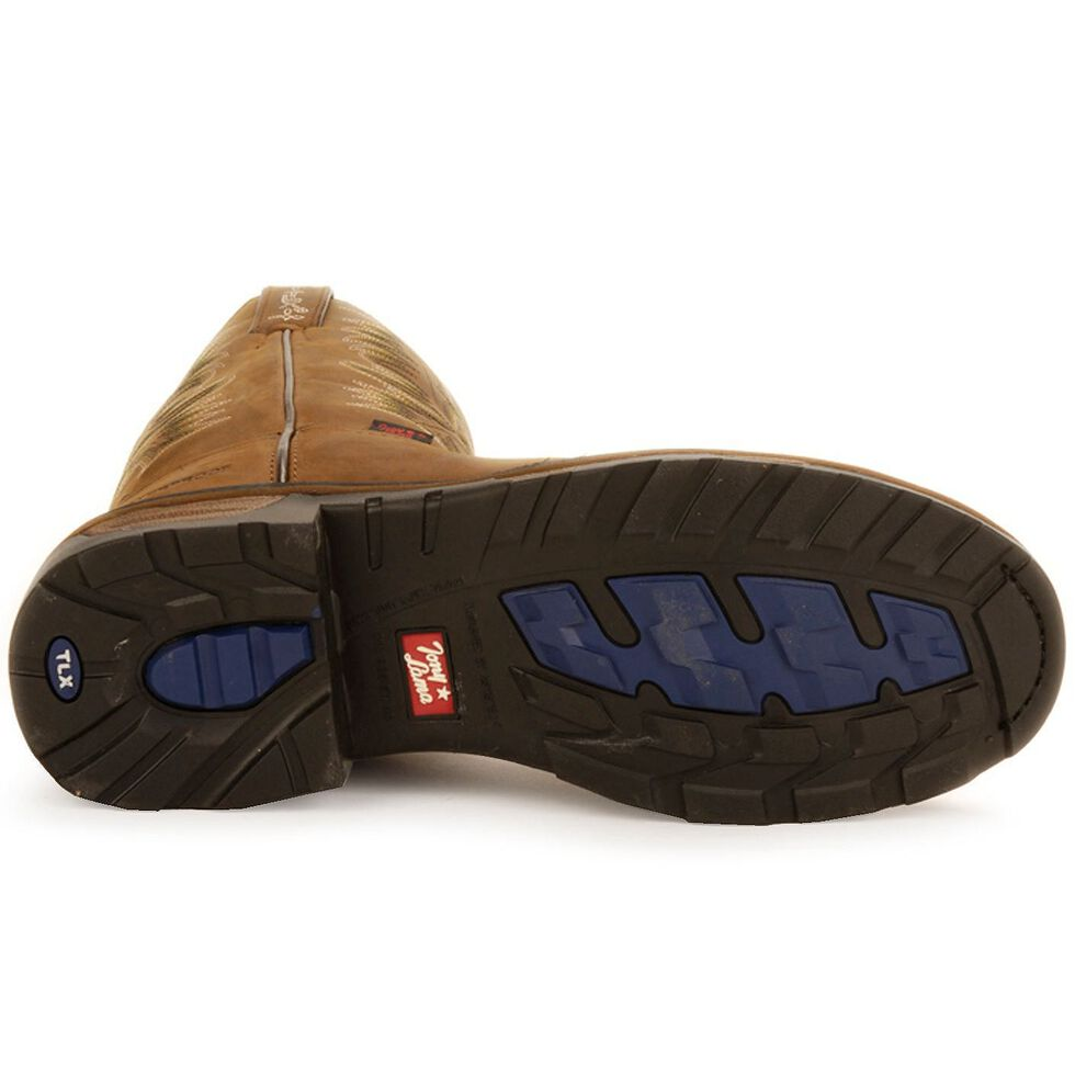Tony Lama TLX Waterproof Work Boots - Steel Toe, , hi-res