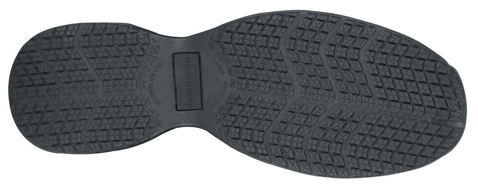 "Grabbers Men's Fastener 6"" Sport Work Boots, Black, hi-res"