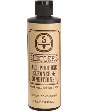 Sheplers All-Purpose Leather Cleaner & Conditioner, Assorted, hi-res
