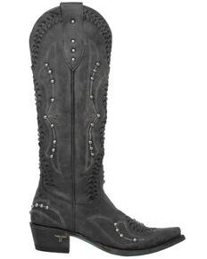 Lane Women's Cosette Western Boots , Jet Black, hi-res