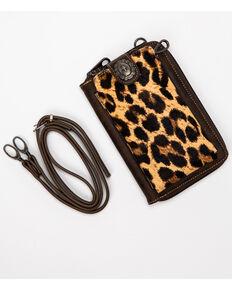 Shyanne Women's Leopard Cell Case Wallet, Leopard, hi-res
