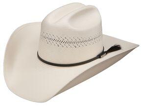 Stetson Rankin Dri-Lex 10X Shantung Straw Cowboy Hat, Natural, hi-res