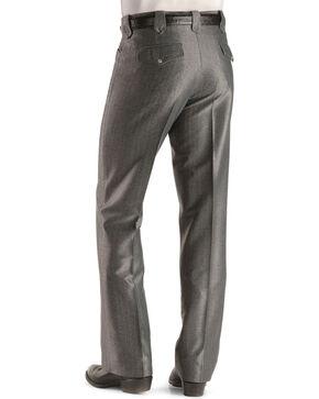 Circle S Men's Charcoal Dress Ranch Pants , Charcoal, hi-res