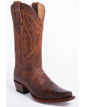 Shyanne Women's Alyssa Western Boots - Snip Toe, Cognac, hi-res