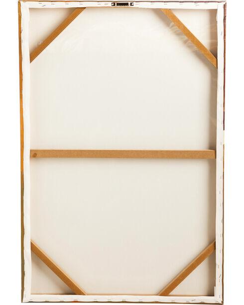 Evergreen Cape Craftsmen Wild Heart Indoor Wall Canvas , White, hi-res