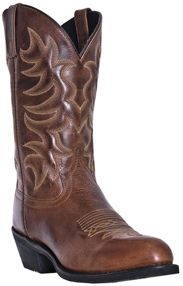 Laredo Men's Pinehurst Cowboy Boots - Medium Toe, , hi-res