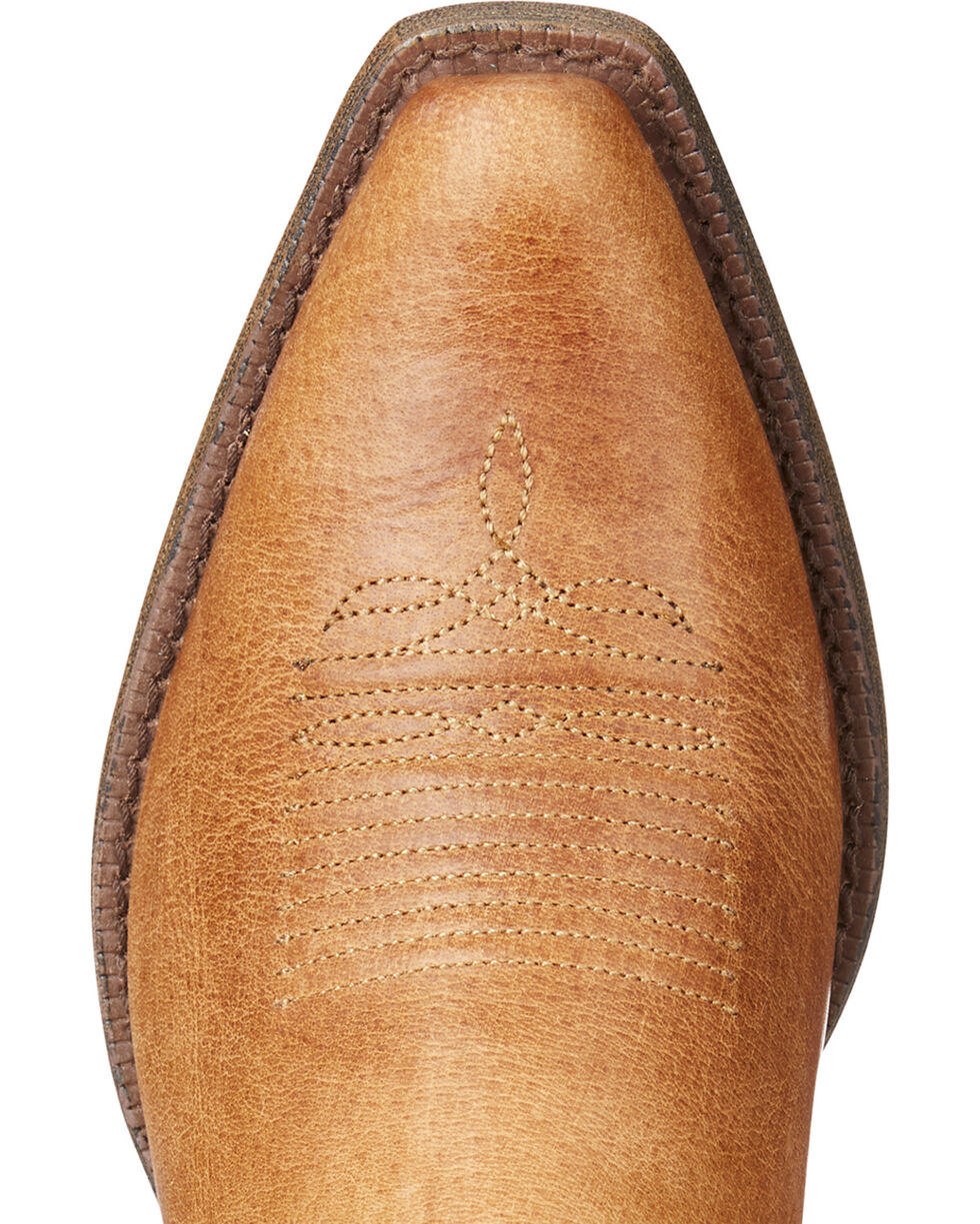 Ariat Women's Sand Round Up Aztec Western Boots - Snip Toe , Sand, hi-res