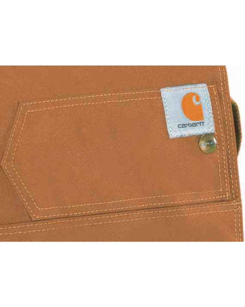 Carhartt Women's Brown Legacy Crossbody Bag, Brown, hi-res
