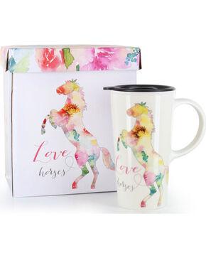 BB Ranch Love Horses Coffee Mug, No Color, hi-res
