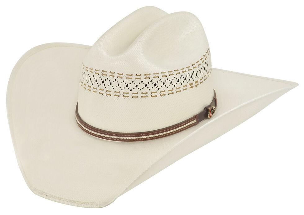 6219310b6c5db Justin 50X Butte Straw Cowboy Hat