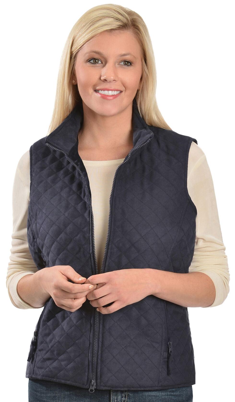 Outback Trading Co. Grand Prix Vest, Navy, hi-res