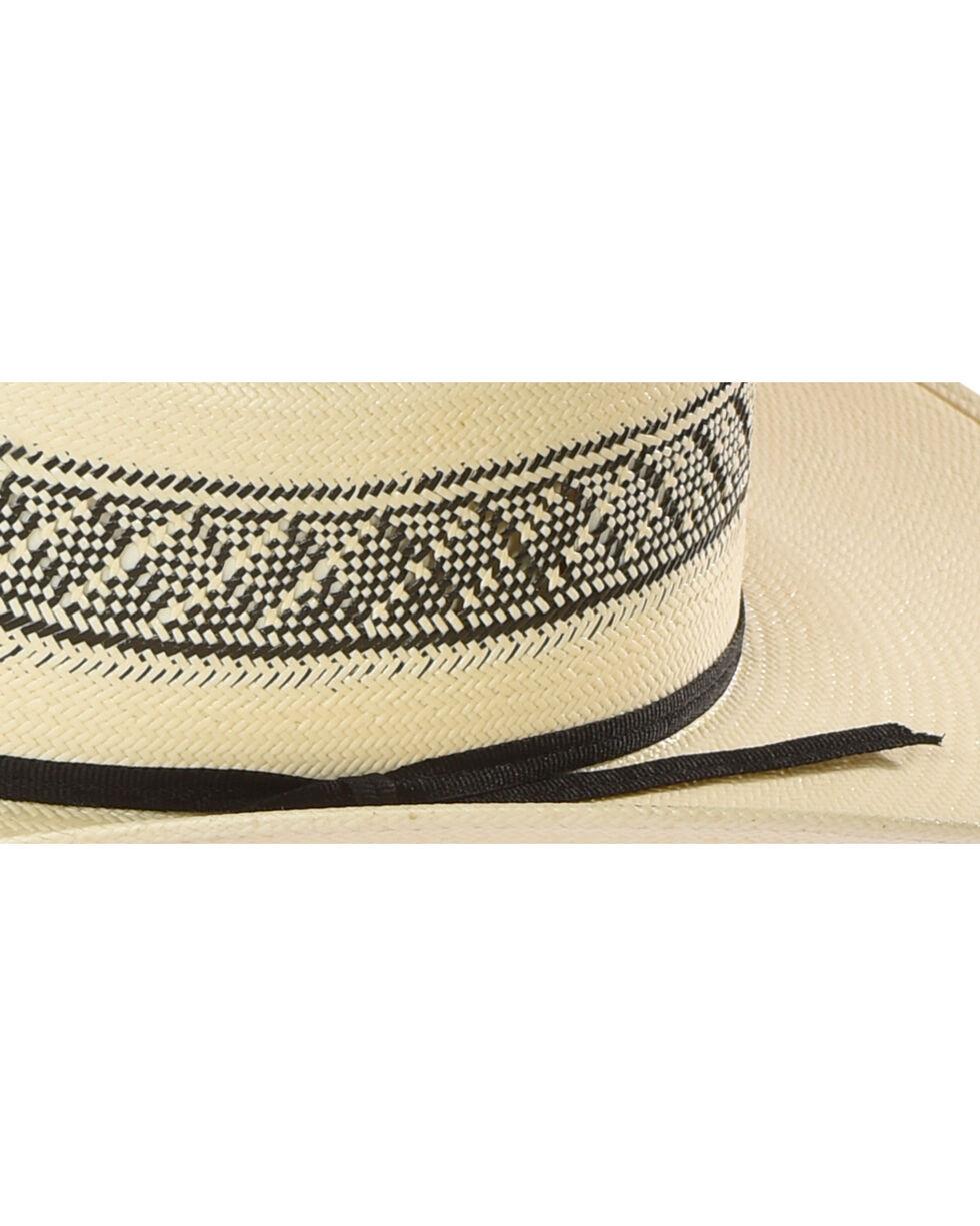 Resistol Men's Wildfire K Promo Straw Cowboy Hat, Natural, hi-res