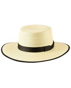 Bullhide Women's Cordobes Straw Hat, Natural, hi-res
