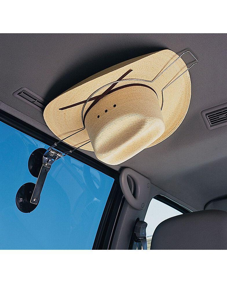 Quick Stick Hat Rack, Silver, hi-res