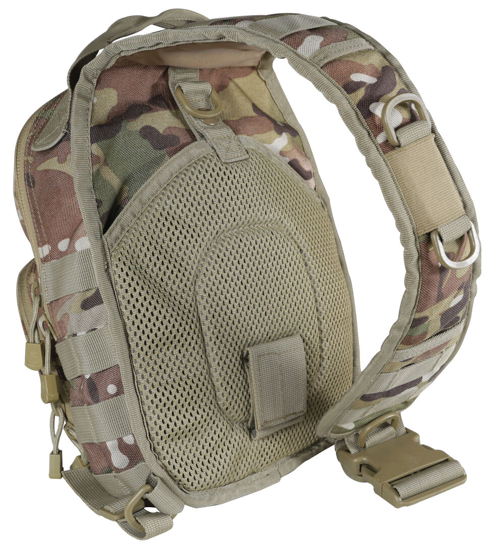 Tru-Spec Camo Trek Sling Pack, Multi, hi-res
