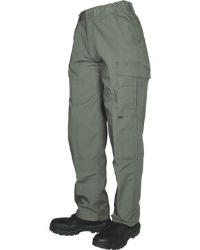Tru-Spec Men's 24-7 Series ST Cargo Pants, Olive, hi-res