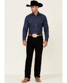 c401bd1d Wrangler 13MWZ Cowboy Cut Original Fit Jeans - Prewashed Colors, Shadow  Black, hi-