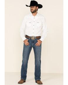 Cody James Core Men's Fistcuff Performance Medium Wash Stretch Slim Straight Jeans , Blue, hi-res