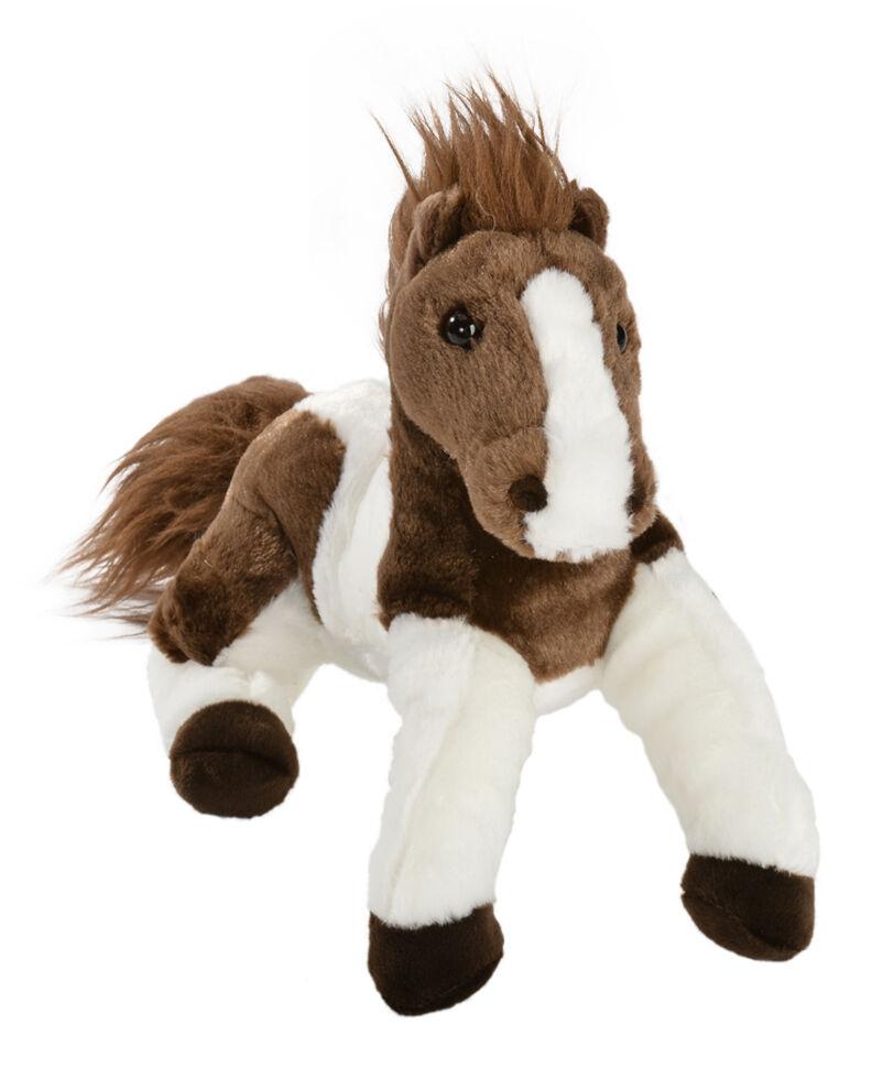 Kids' Tola the Plush Paint Horse, Brown, hi-res