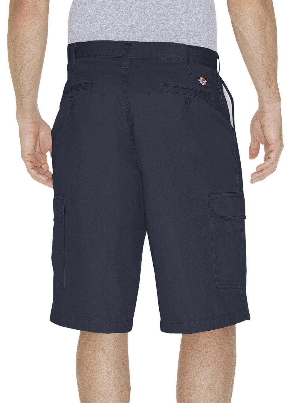 """Dickies Loose Fit 13"""" Cargo Shorts - Big & Tall, Navy, hi-res"""