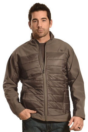 Ariat Men's Blast Jacket, Brown, hi-res