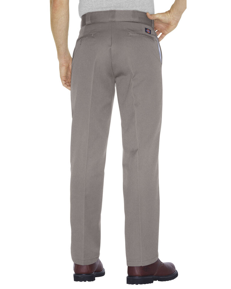 Dickies Men's Original 874® Silver Work Pants, Silver, hi-res